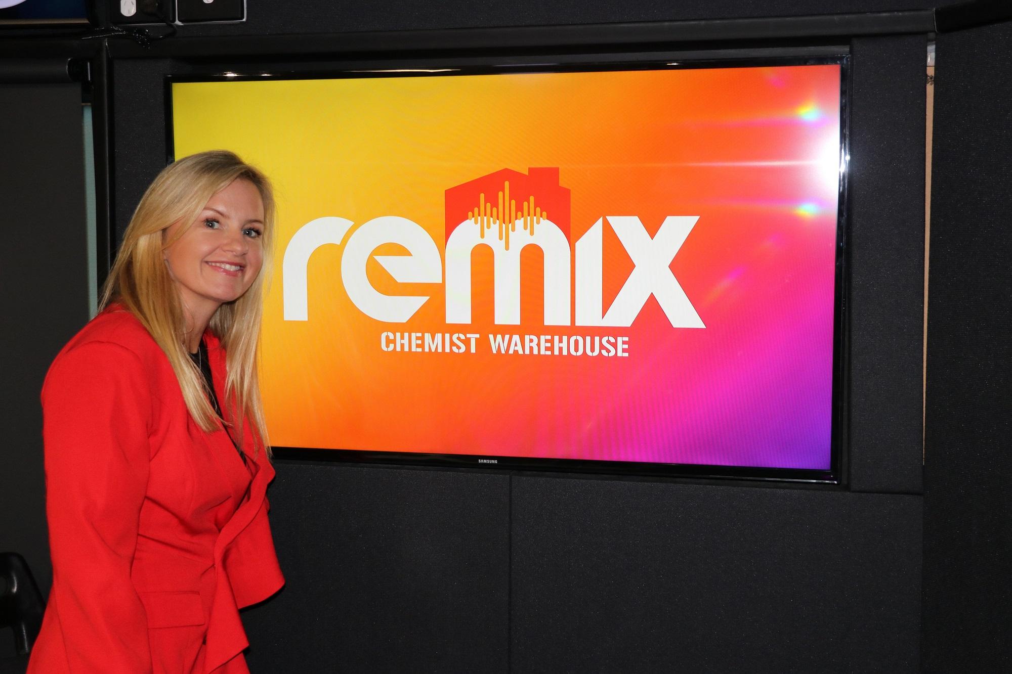 Zoe Sheridan - Chemist Warehouse REMIX