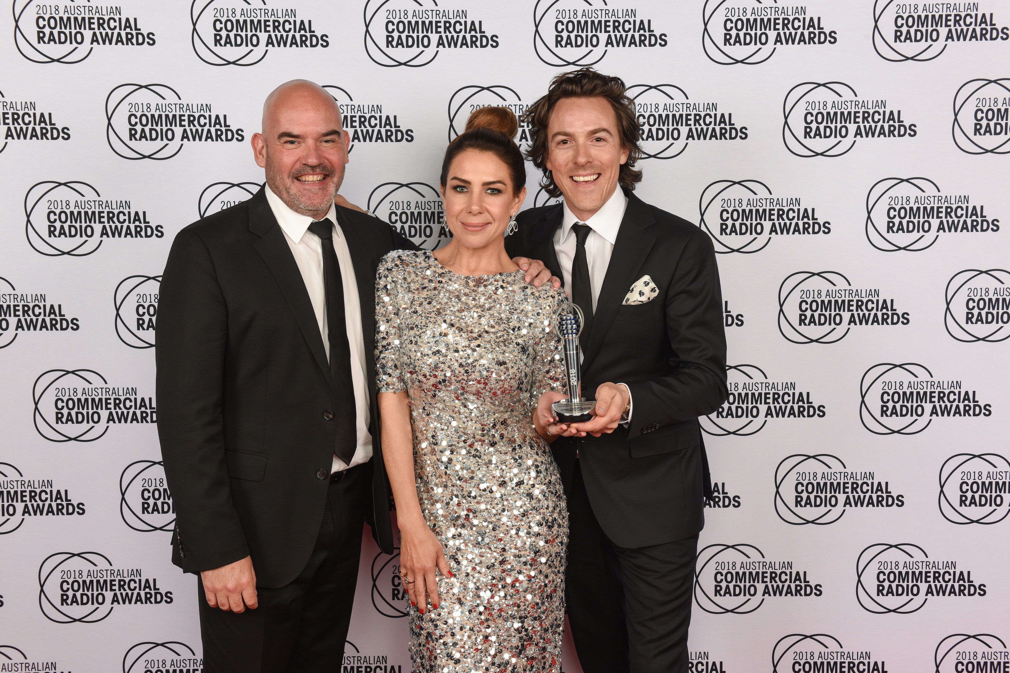 Kate, Tim & Marty (ACRAs 2018)