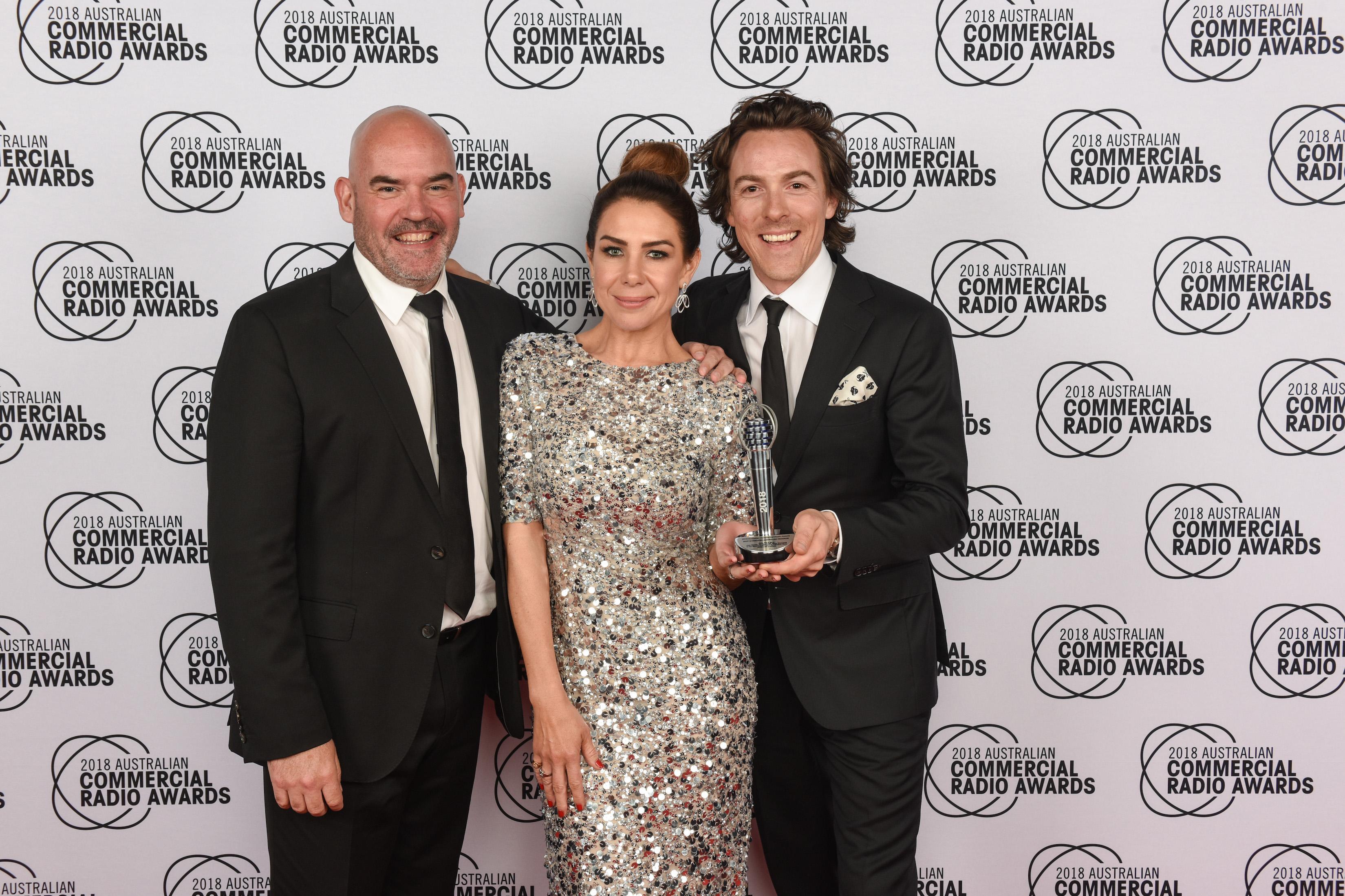 Kate, Tim & Marty (ACRAs 2018)
