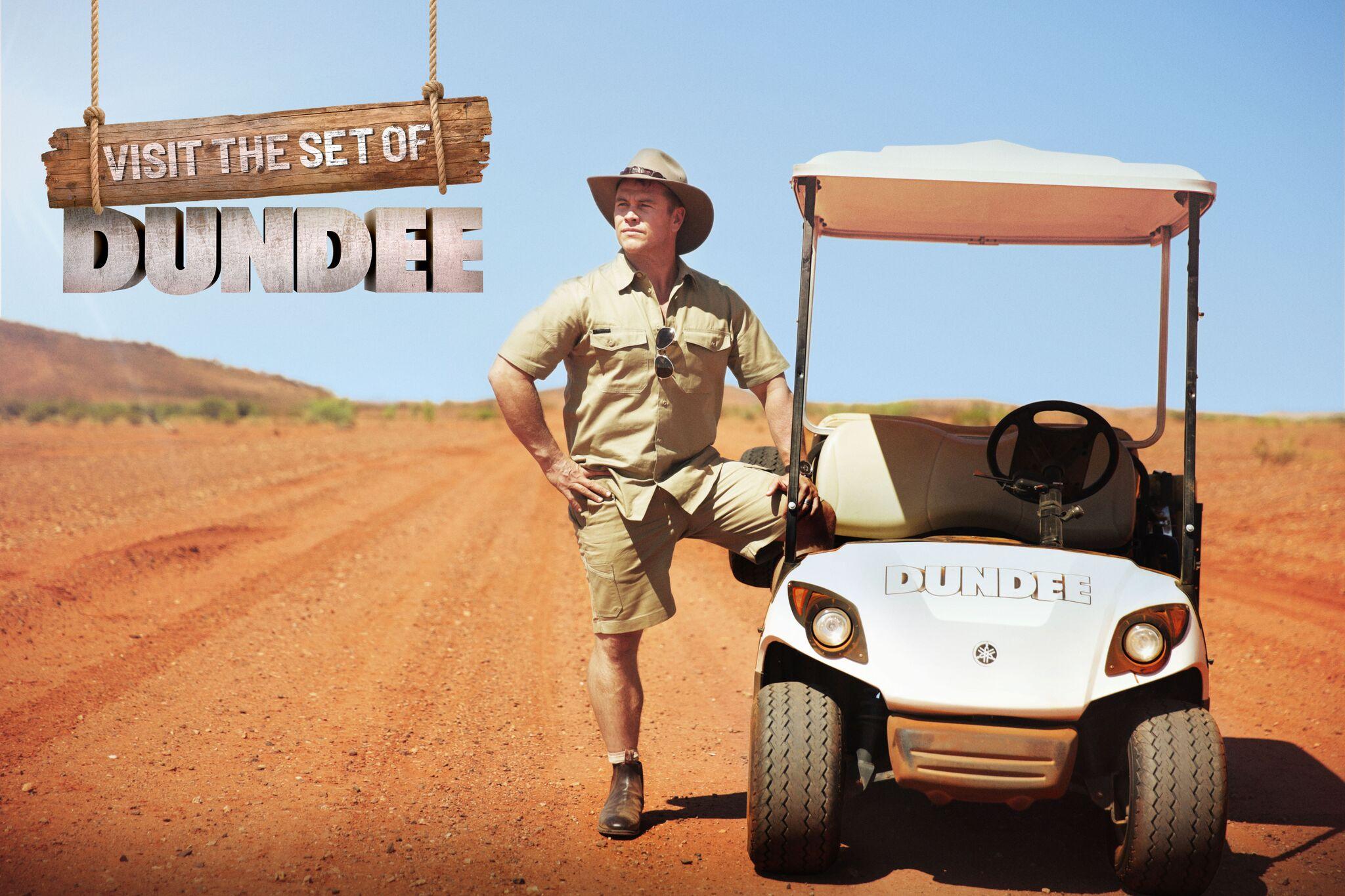Luke Hemsworth Stars In Next Phase Of Tourism Australia's $36M 'Dundee' Campaign