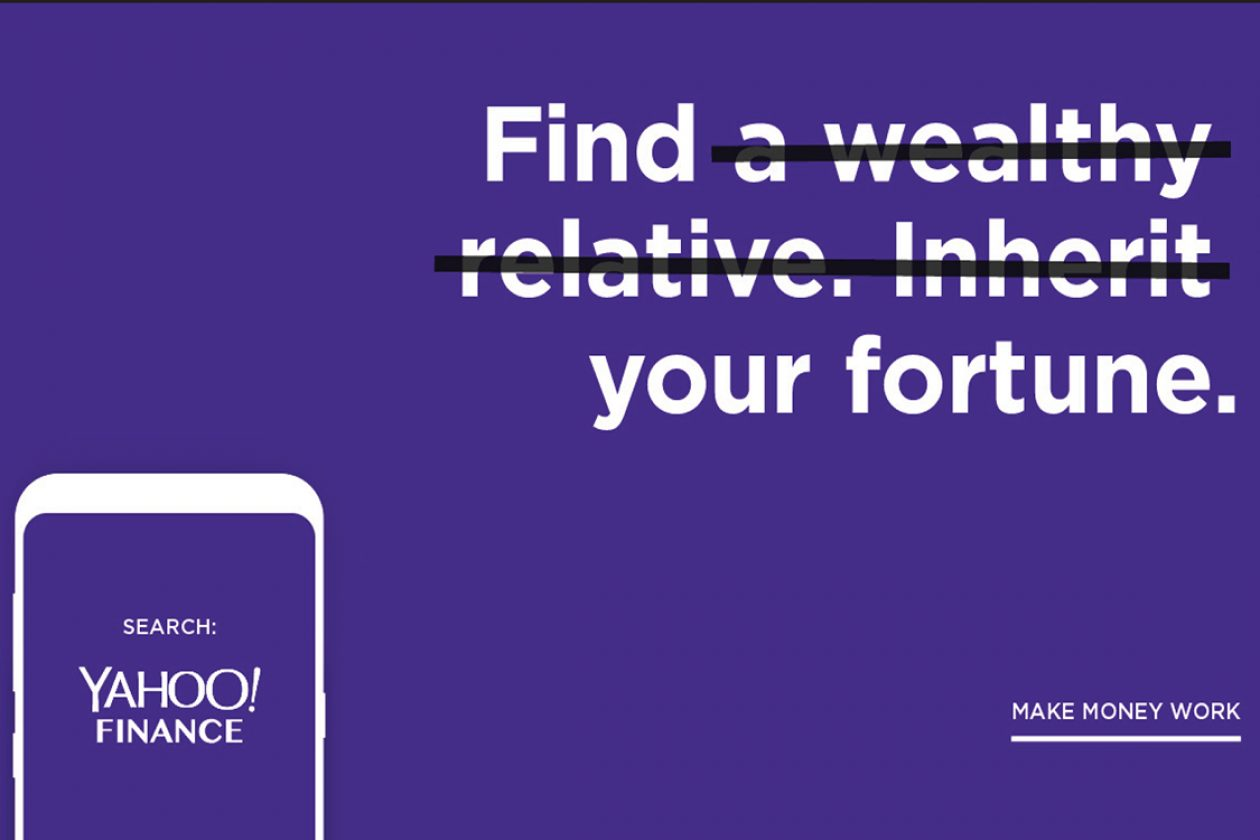 Yahoo Finance Launches First Australian Consumer Campaign - B&T