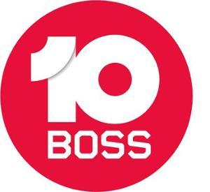 10 Boss logo