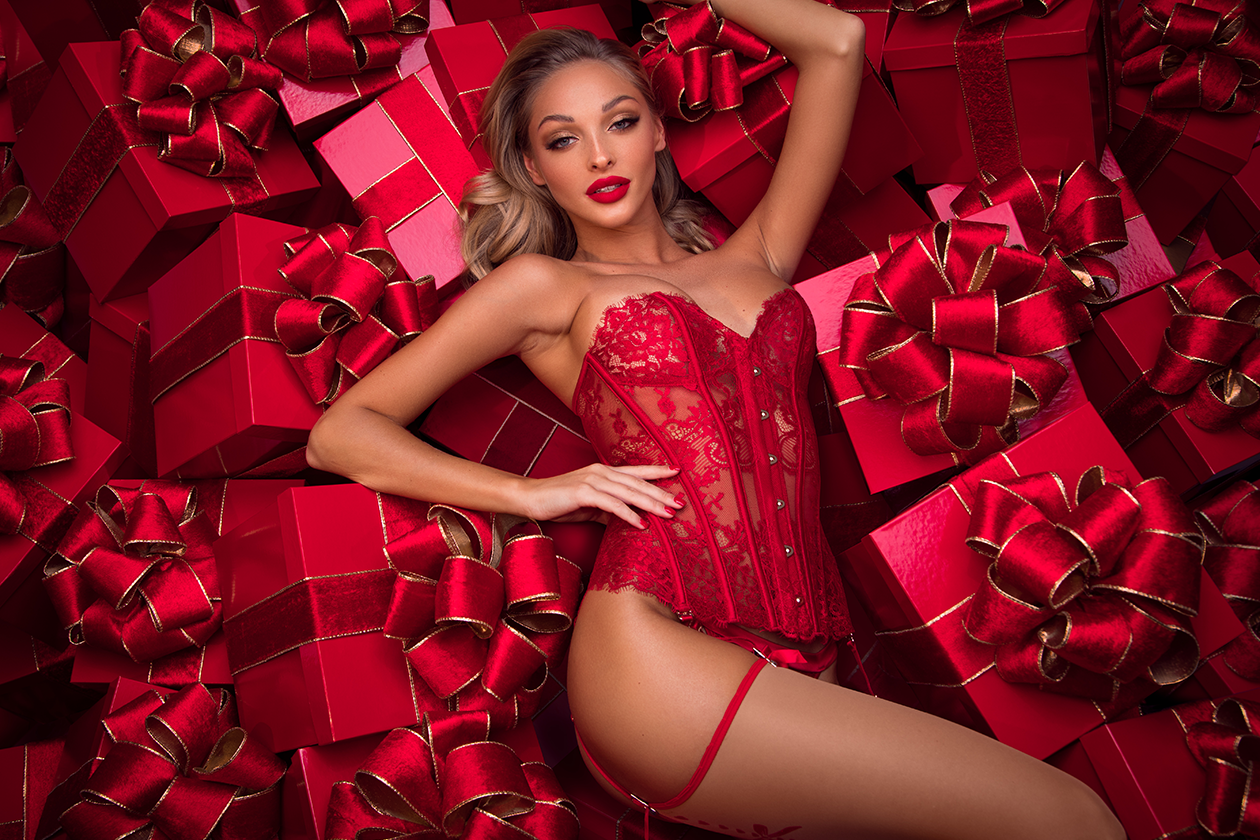 df15ecf286ee9 Honey Birdette Unveils Latest Raunchy Campaign Just In Time To Be Banned  For Christmas