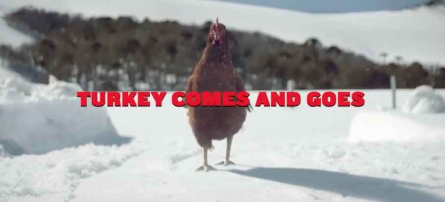"""Turkey Comes And Goes"" Says KFC's Wonderfully Oddball New ..."