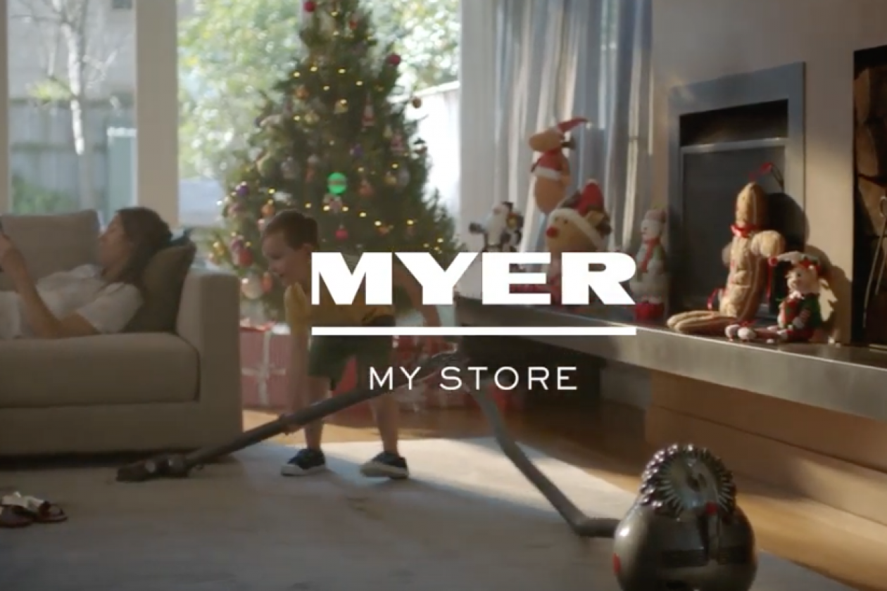 Myer Goes \'Naughty Or Nice\' In Christmas Spot Via Clems Melbourne - B&T
