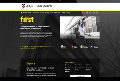 UNSW-Experience