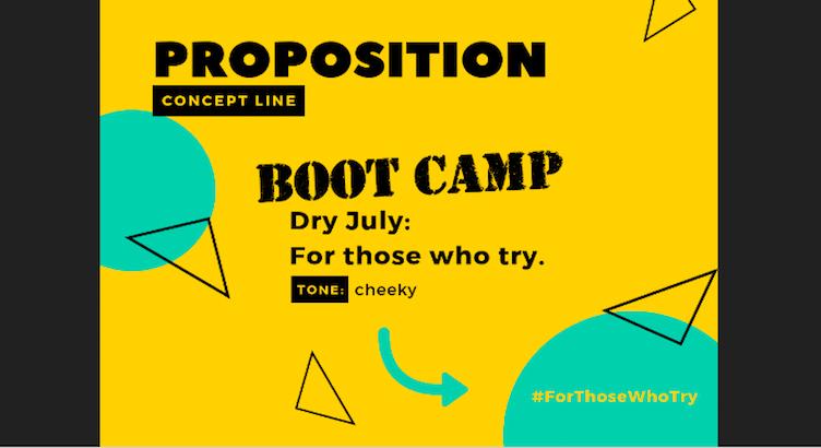 Dry July campaign (Will Casserly, Miami Ad School) [8]