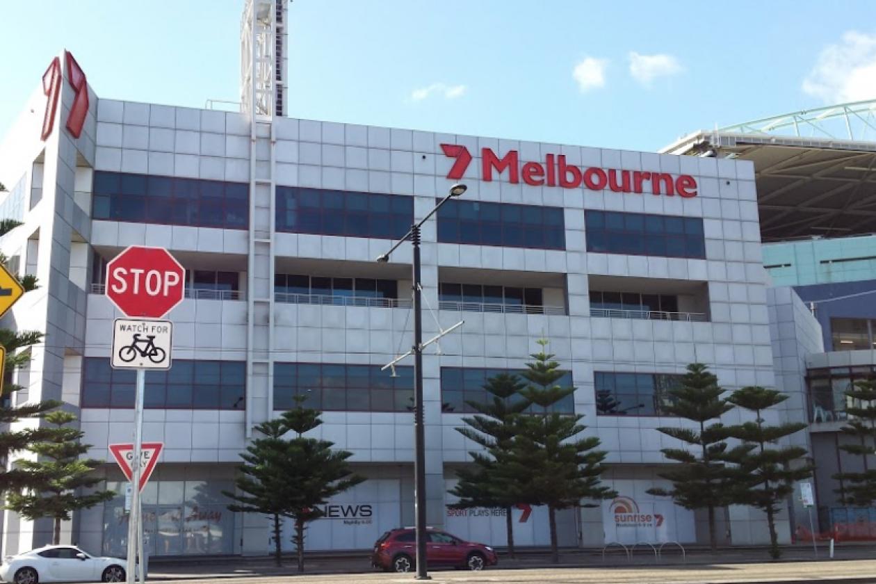 Seven Snares Nine's Shaun Menegola For Melbourne News