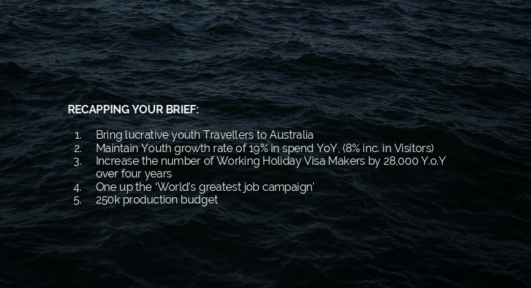 Tourism Australia brief (Vince Usher) [2]