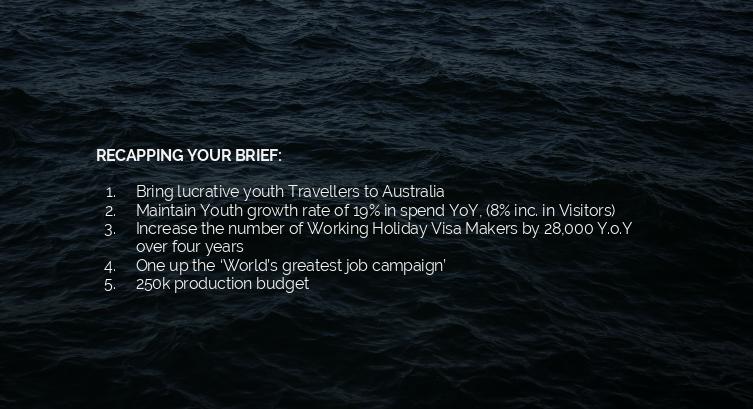 Tourism Australia brief (Vince Usher) [2]