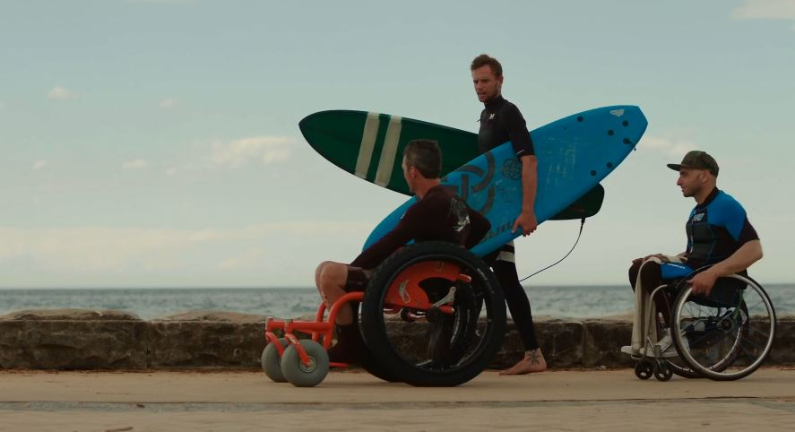 Surf Life Saving NSW Addresses Beach Disability Inclusivity
