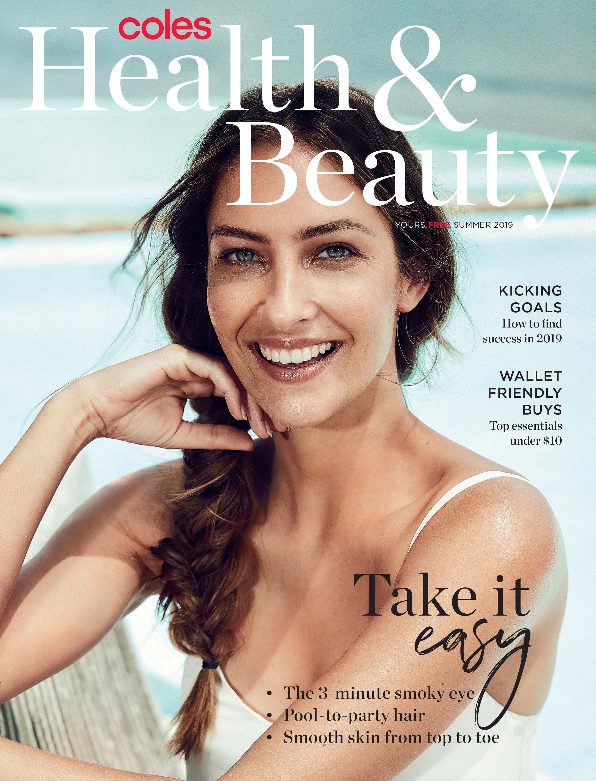 Coles Health & Beauty cover