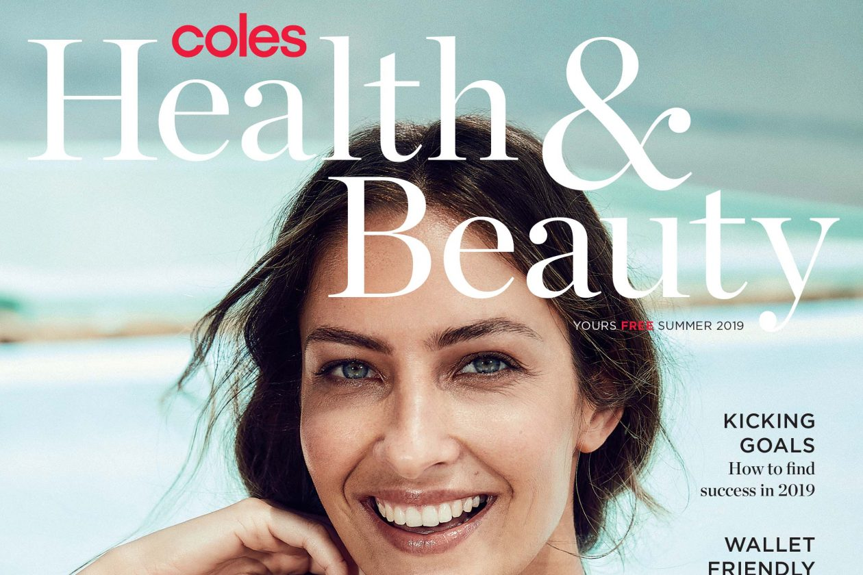 Coles Targets Women With New Health Beauty Magazine Bt