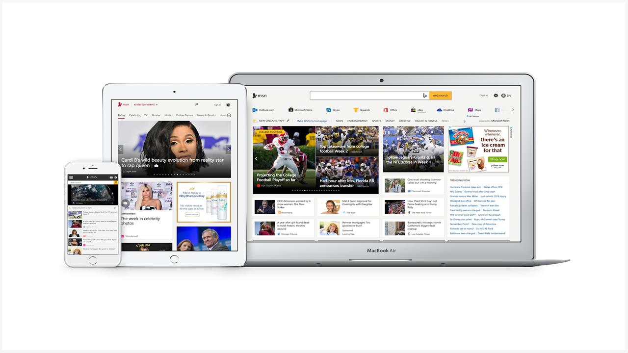 Oath Signs Major Native Advertising Deal With Microsoft - B&T