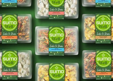 Our Revolution SumoSalad SumoWell Packaging Sides To Share