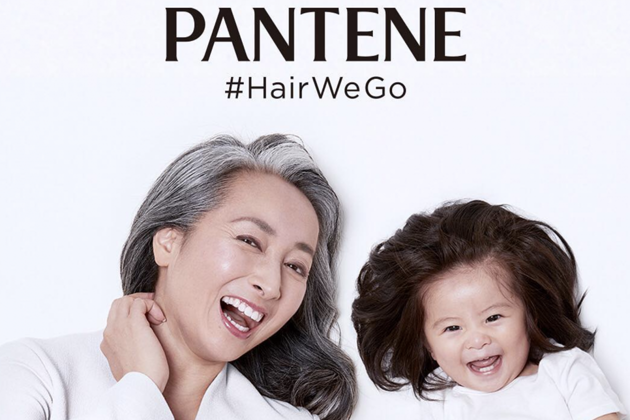 Baby Known For Her Luscious Locks Is Now A Brand Ambassador For
