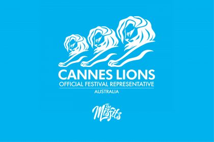 Cannes Lions Australia Misfits logo