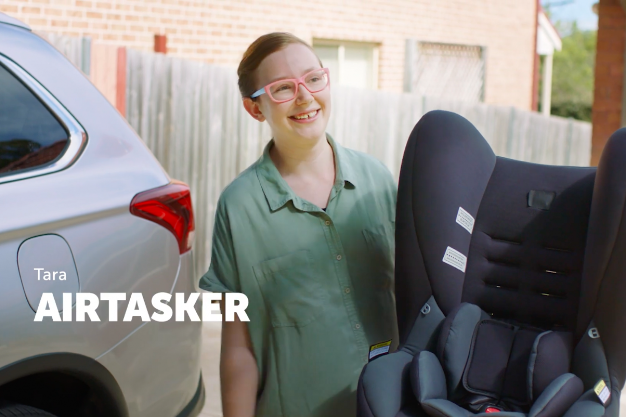 Airtasker Launches New Brand Positioning With VIRTUE - B&T