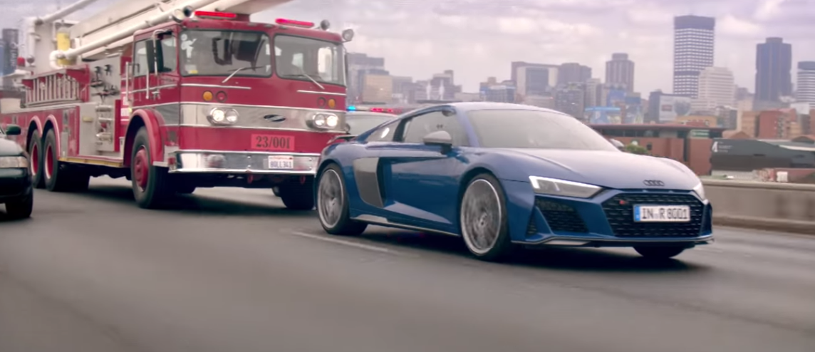 Do Germans Have A Sense Of Humour? New Audi Seems To Suggest They Do