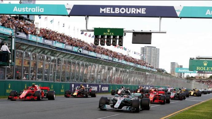 Study: F1 Sponsor Recall Surprisingly Low Among Aussie Motorsport Fans