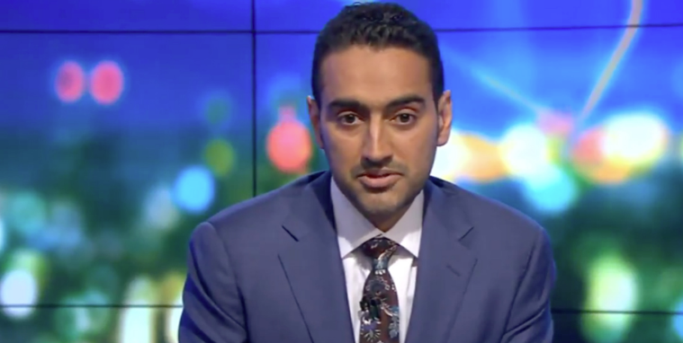 """ScoMo Slams Waleed Aly Over """"Disgusting Smear"""" But Won't Sue"""