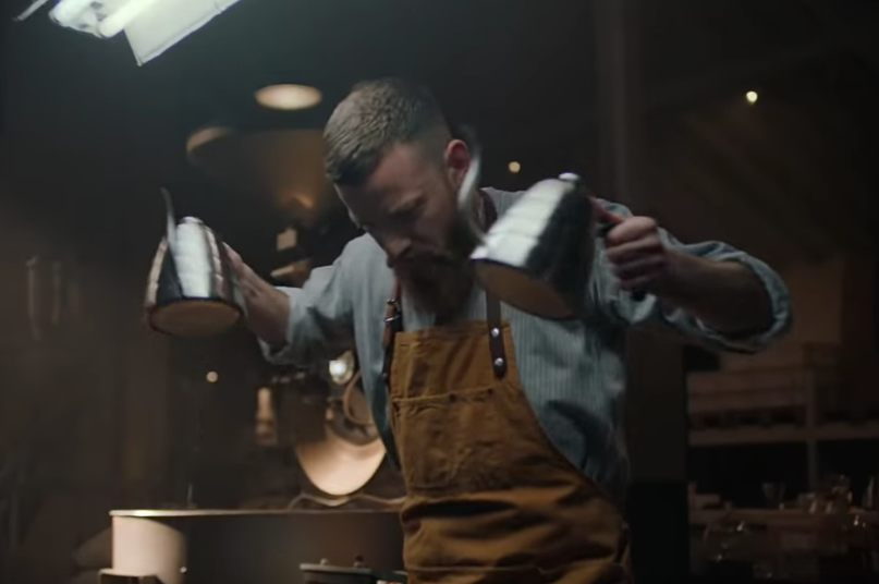 Coffee Wankers, Hipsters & Adland All Skewered In Witty McCafe Spot