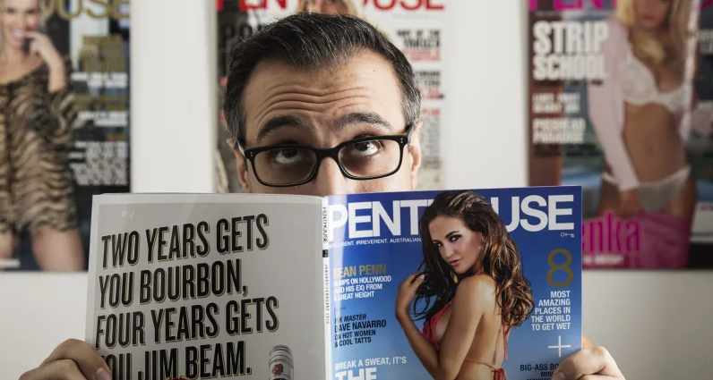 Penthouse Publisher Damien Costas Bankrupted Over Unpaid Debts