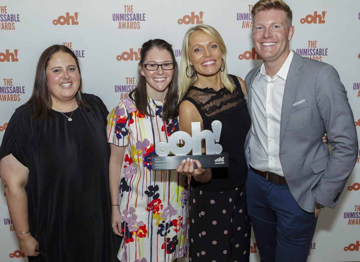 oOh!media Unveils The Six Unmissable Awards Winners
