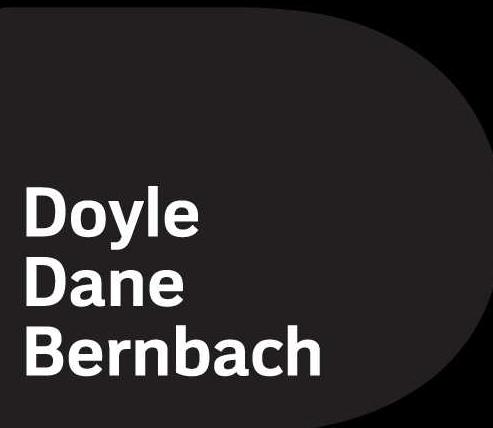 """DDB Reintroduces """"Doyle Dane Bernbach"""" In Global Rebrand"""