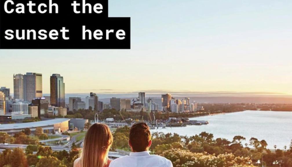 Tourism Australia campaign error