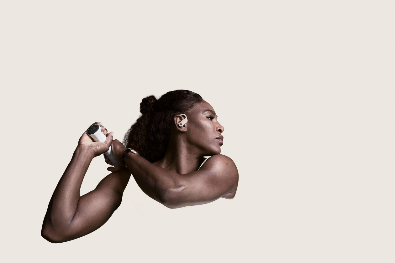9196352d76f LeBron James & Serena Williams Star In New Beats By Dr. Dre Global Campaign