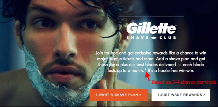 Gillette-Shave-Club
