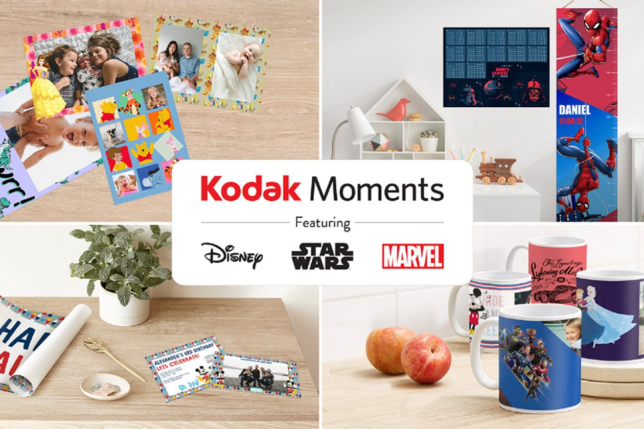 Kodak Teams Up With Disney To Bring Aussies Magical Photo