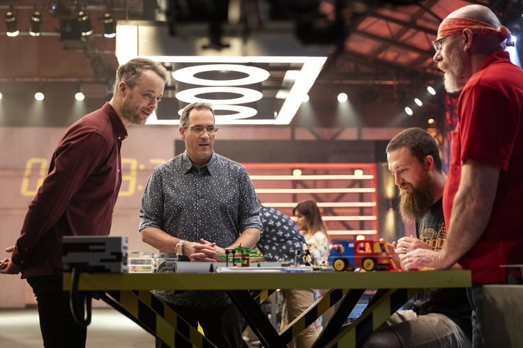 Sunday TV Wrap: Lego Masters Continues Winning Ways, As Nine Commissions Second Series