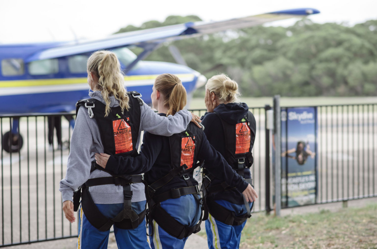 Does Skydive Australia's Latest Campaign Miss The Mark?
