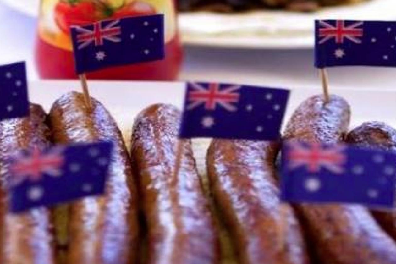 「democracy sausage australia」的圖片搜尋結果