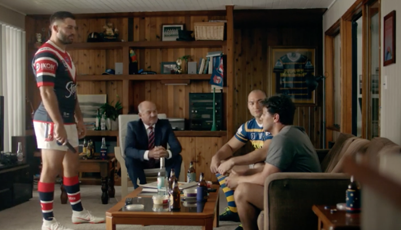 DrinkWise & The NRL Team Up In New Campaign From The Monkeys