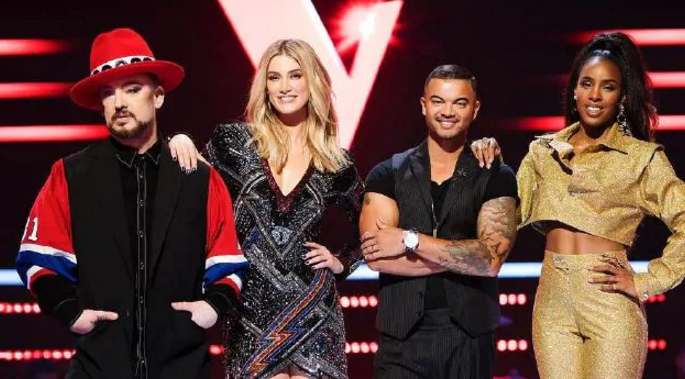 Sunday TV Wrap: The Voice Has An Impressive Debut, But Seven Sings To The Win