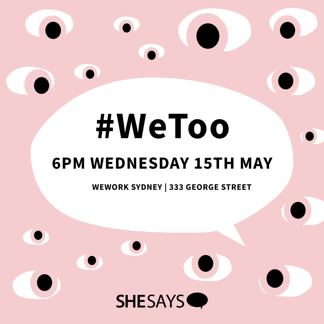 Publicis Sapient And Leo Burnett Partner With SheSays For #WeToo Event