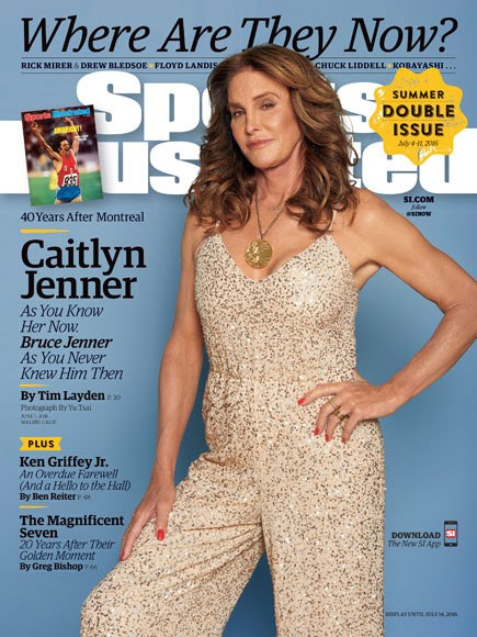 Caitlyn Jenner to pose nude on cover of Sports Illustrated