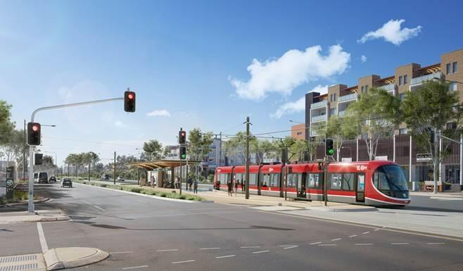 TorchMedia Bolsters Transit Portfolio With Canberra Light Rail