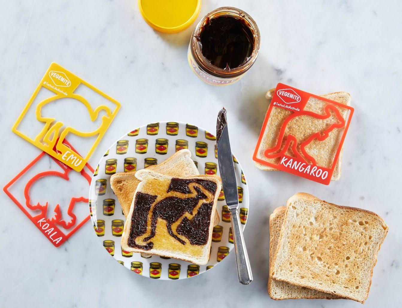 Thinkerbell Presents Australia On Toast With Vegemite