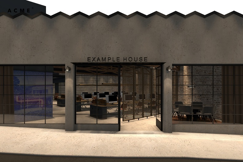 Introducing Example House – New Co-Working Space For Creatives