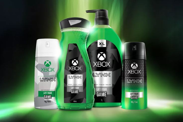 Lynx Brings Eau De Xbox To Life With Clever New Product