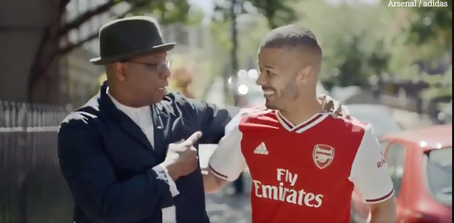 Whoops! Adidas Accidentally Leaks Arsenal's $109 Million