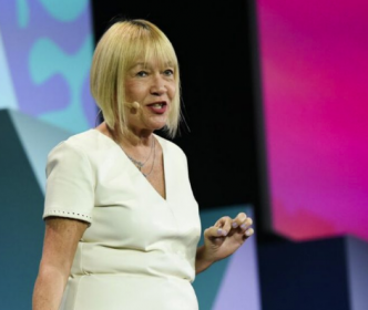 Pictured: Cindy Gallop