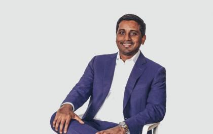 Publicis Sapient Global CEO Nigel Vaz