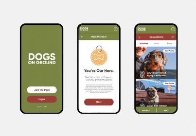 BeingAgency_DogsOnGround_App