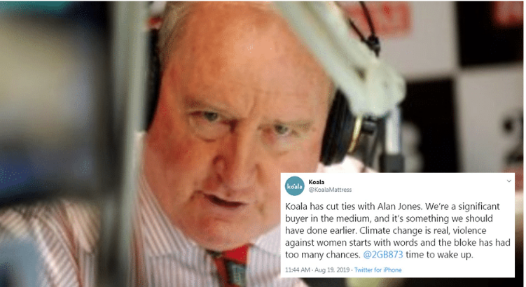 Advertisers Continue To Drop Alan Jones As New Audio From Ardern Tirade Emerges
