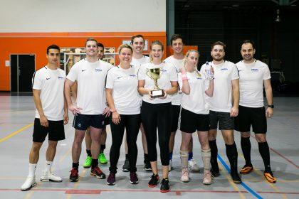 Taboola-Football Media Cup - OMG winning team